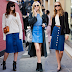 Trend To Try: The Denim Button Down Skirt
