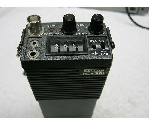 Icom IC-3N