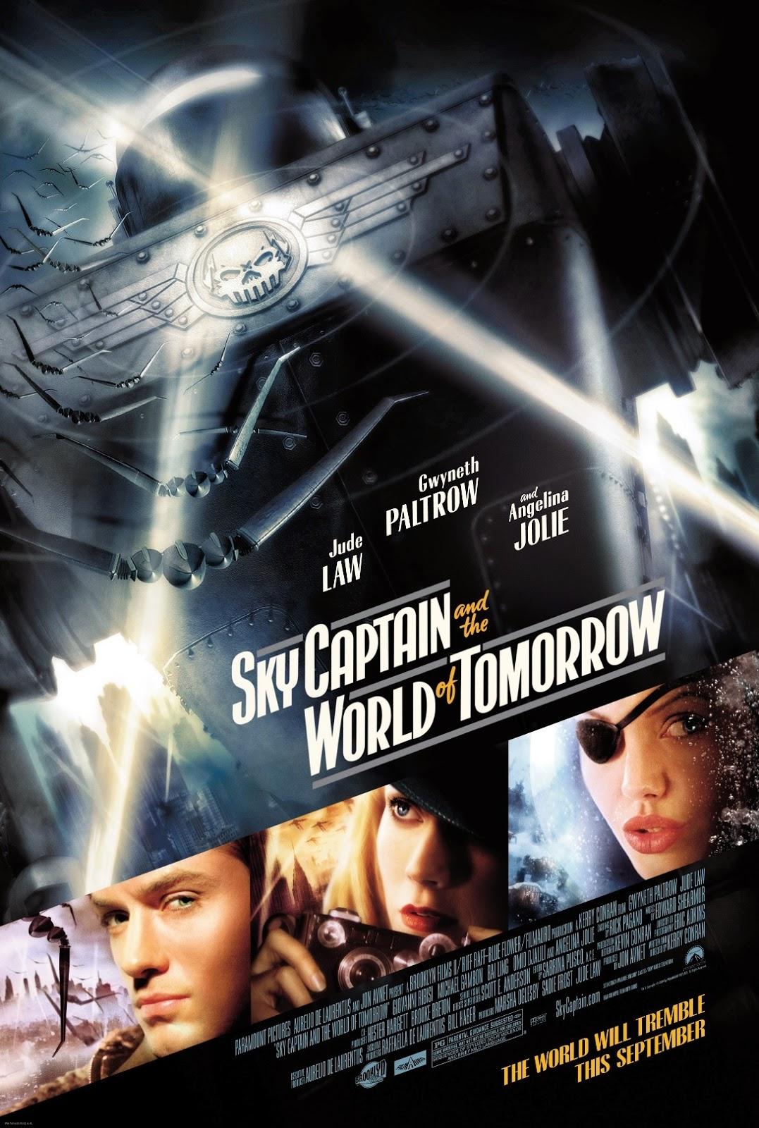 Capitão Sky e o Mundo de Amanhã Dublado