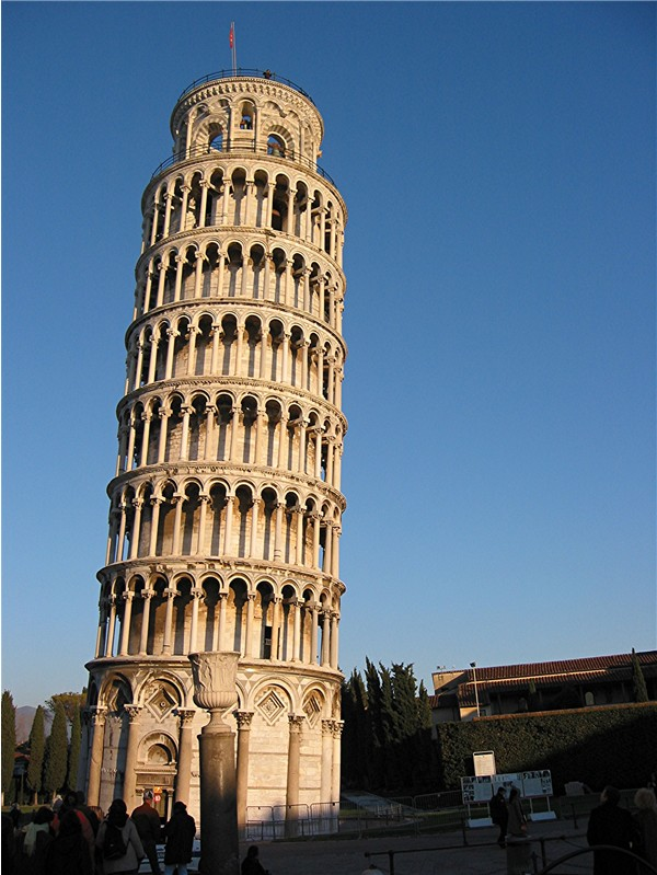 Leaning tower of pisa italy travel and tourism for Monumental buildings around the world