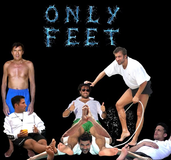 Only Feet