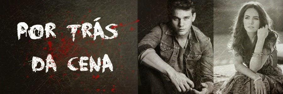 Por Trás da Cena, parceria com Letícia Alvares