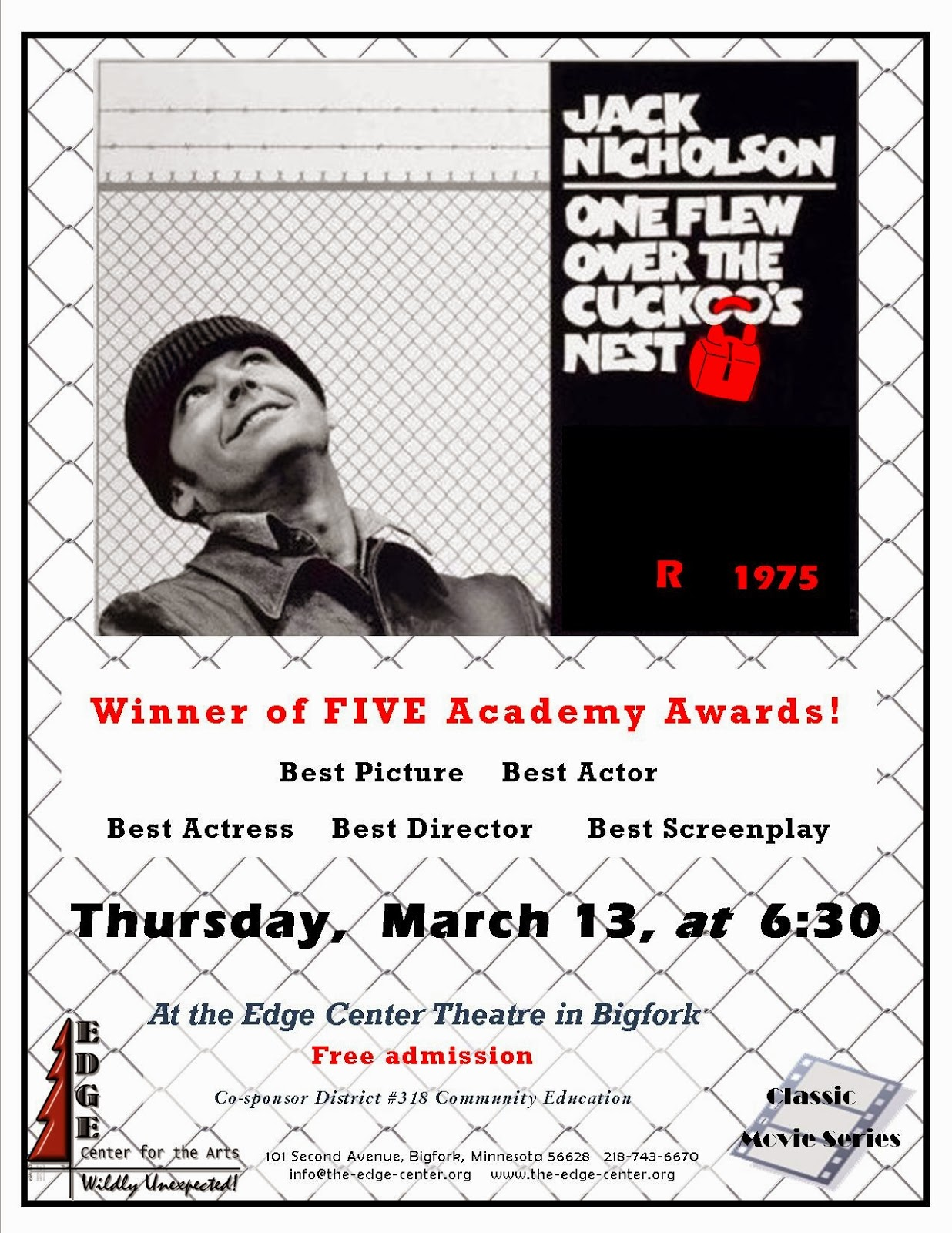 the powerful humor presented in one flew over the cuckoos nest In one flew over the cuckoo's nest, nurse ratched is portrayed as a powerful creature who stifles her patients from experiencing life by domineering over them her method of professionalism is to follow by-the-book to a fault way.