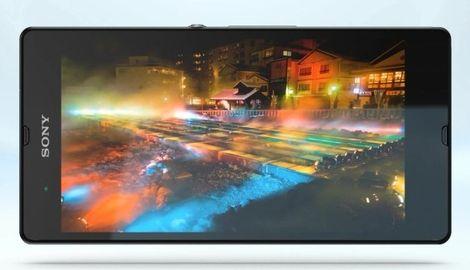 Android Smartphone, Smartphone, Sony, Sony Smartphone, Sony Xperia Z