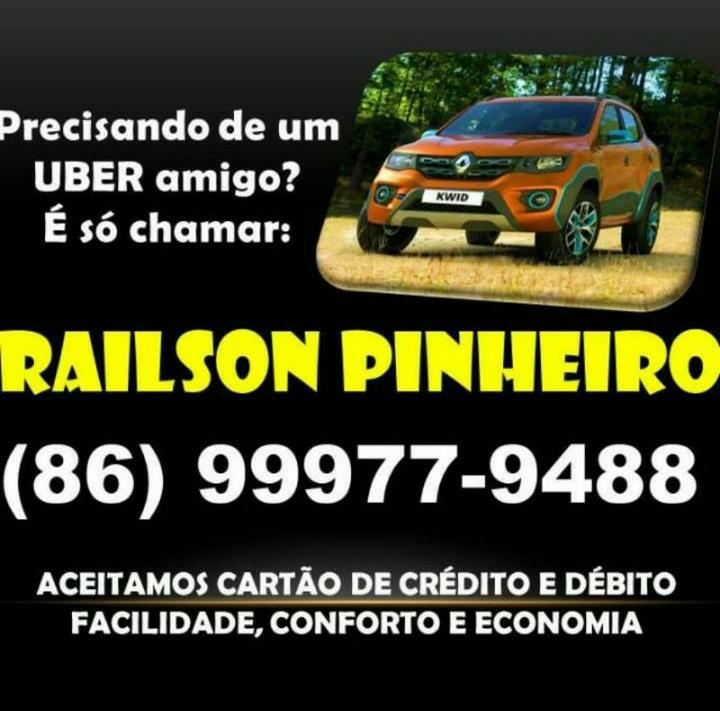 RAILSON PINHEIRO UBER