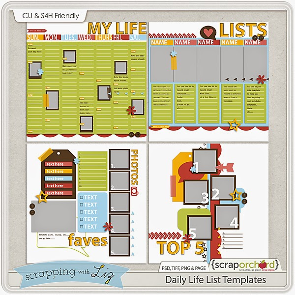 http://scraporchard.com/market/Daily-Life-List-Digital-Scrapbook-Templates.html