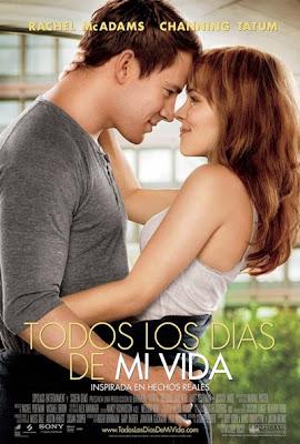 todos los dias de mi vida 12244 The Vow (Todos los días de mi vida) (2012) Español Subtitulado