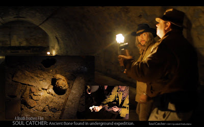 soul catcher now on dvd ancient bones discovered on