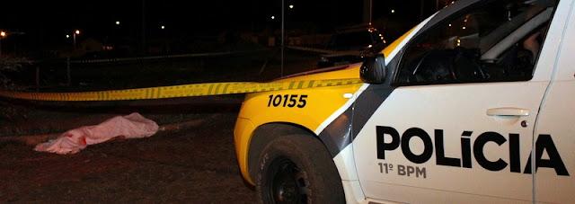 Campina da Lagoa: Mulher é assassinada a tiros na madrugada de domingo