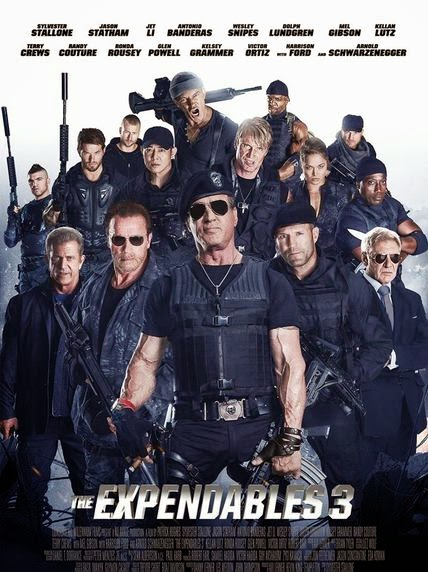 The Expendables 3 (2014) BluRay 720p Full Movie + Subtitle Indonesia