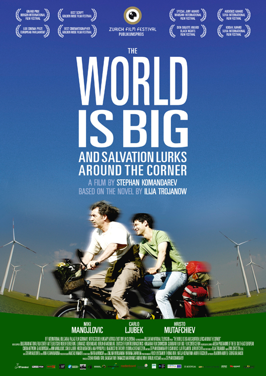 REVIEW FILM: THE WORLD IS BIG AND SALVATION LURKS AROUND THE CORNER