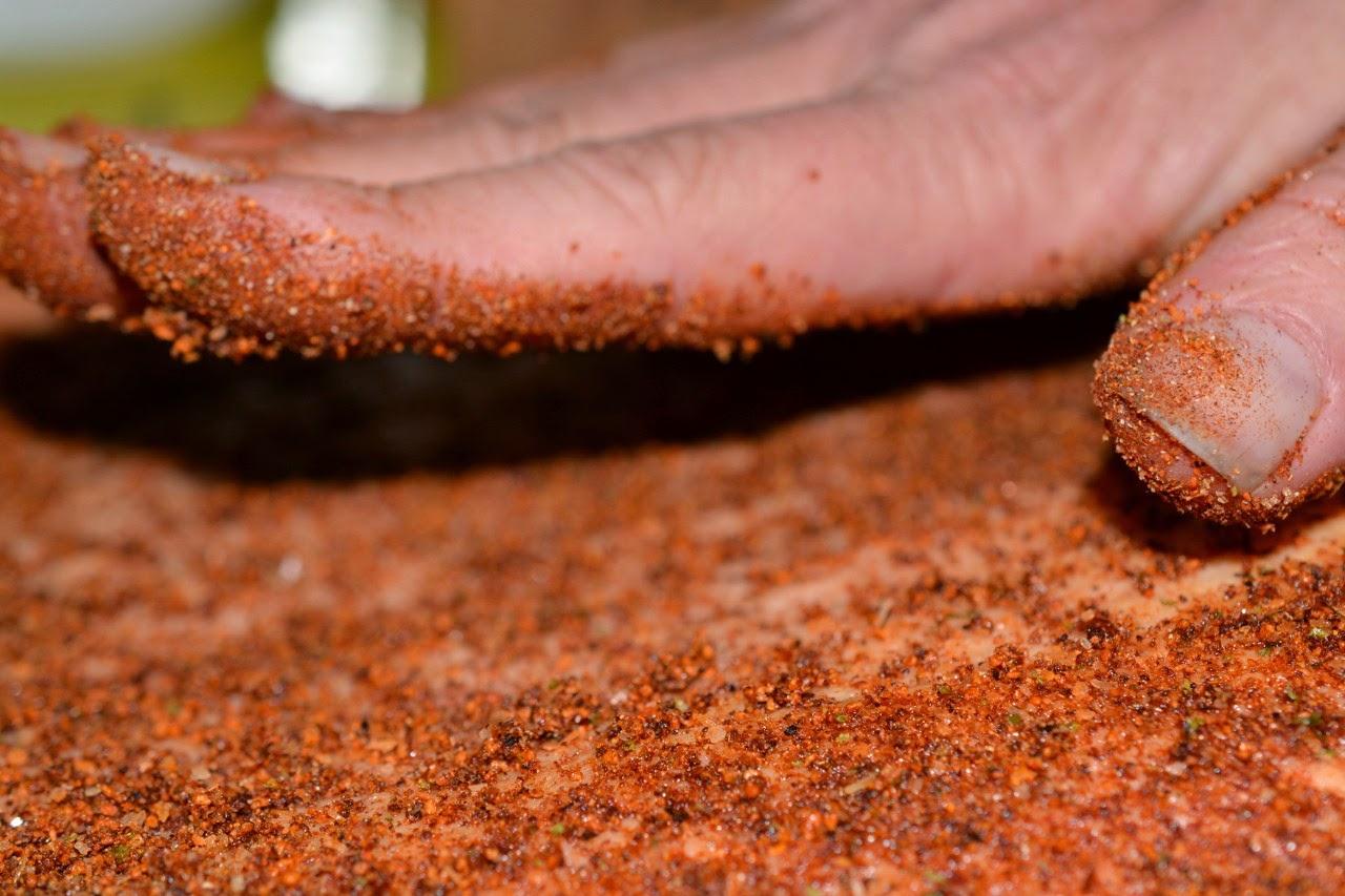 brisket spice rub