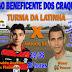 Em Diamante: Amigos de Ronaldo Angelim e Nasa, se apresentarão em um grande jogo beneficente x turma da latinha, próximo dia 19