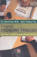 toko buku rahma: buku REFERENSI EKONOMI SYARIAH, pengarang ahmad izzan, penerbit rosda