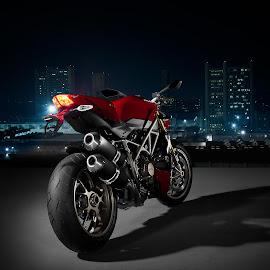 Gambar Motor Ducati Keren