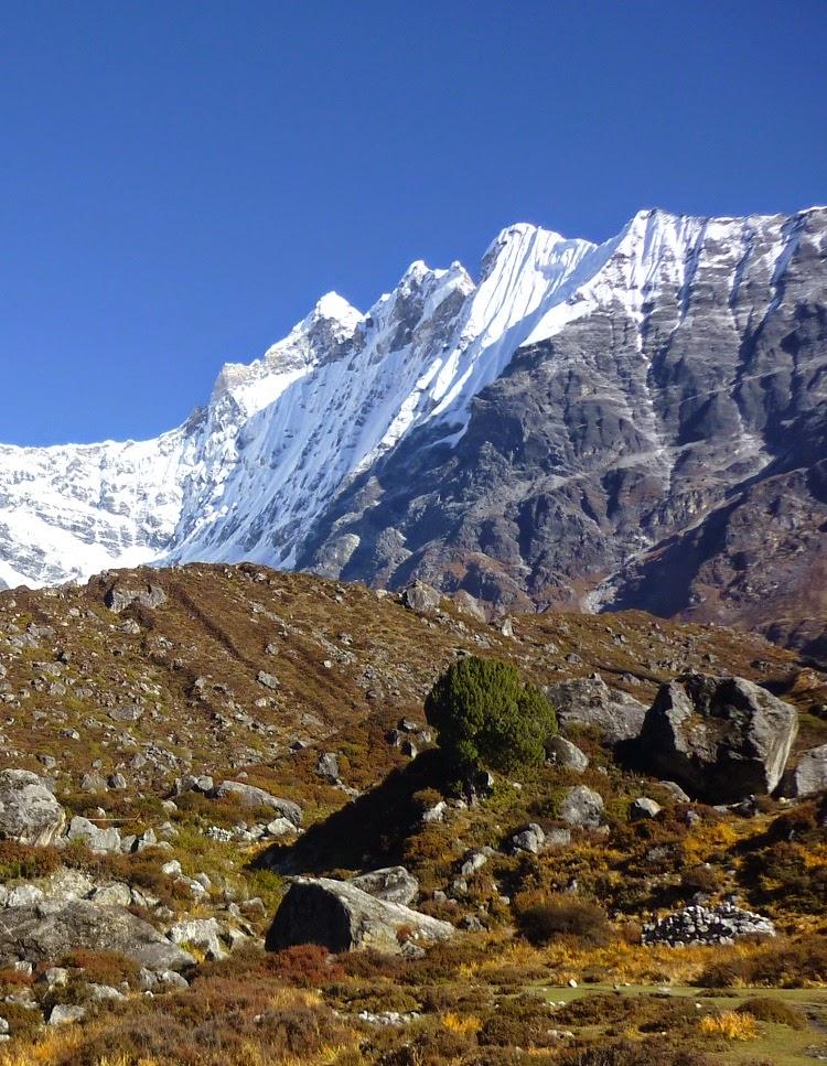 adjectives that describe mountains