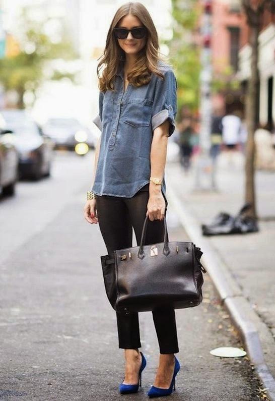 Women's Denim Fashion Street