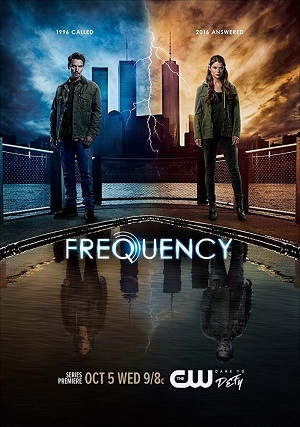 Alta Frequência - Frequency Séries Torrent Download capa