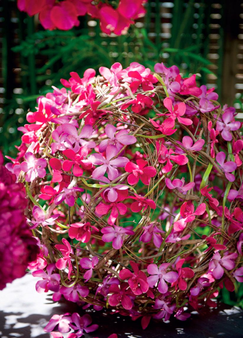 Decoraci n artico ideas y consejos con flores y plantas artificiales flores artificiales - Decoracion con plantas artificiales ...