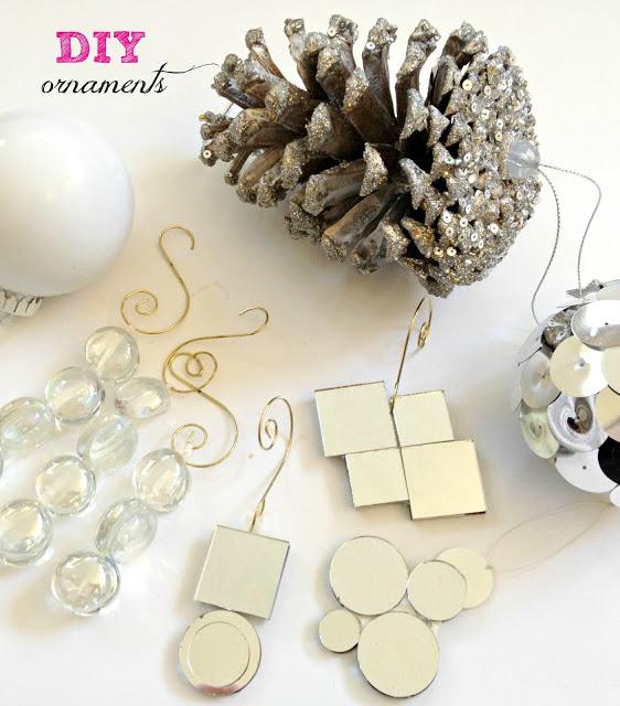 Livelovediy Diy Christmas Ornaments Part 2