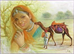 Desert Rajasthani Paintings