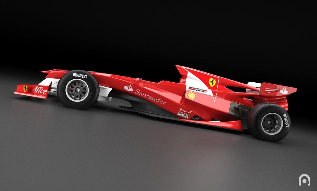 Ferrari 2013 concept 2xl | Wallpaper Autos HD