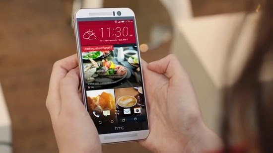 HTC ONE M9 OFICIAL