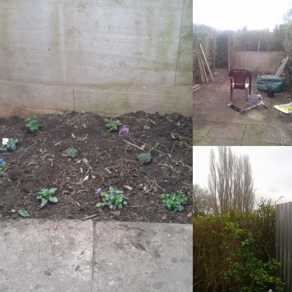 A Garden Triptych