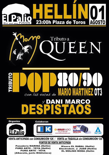 Tributo Queen Momo