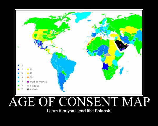 1942 age of consent for sex