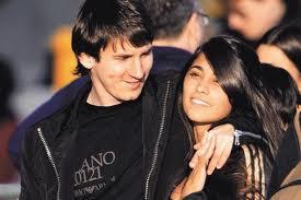Antonella Roccuzzo - Lionel Messi