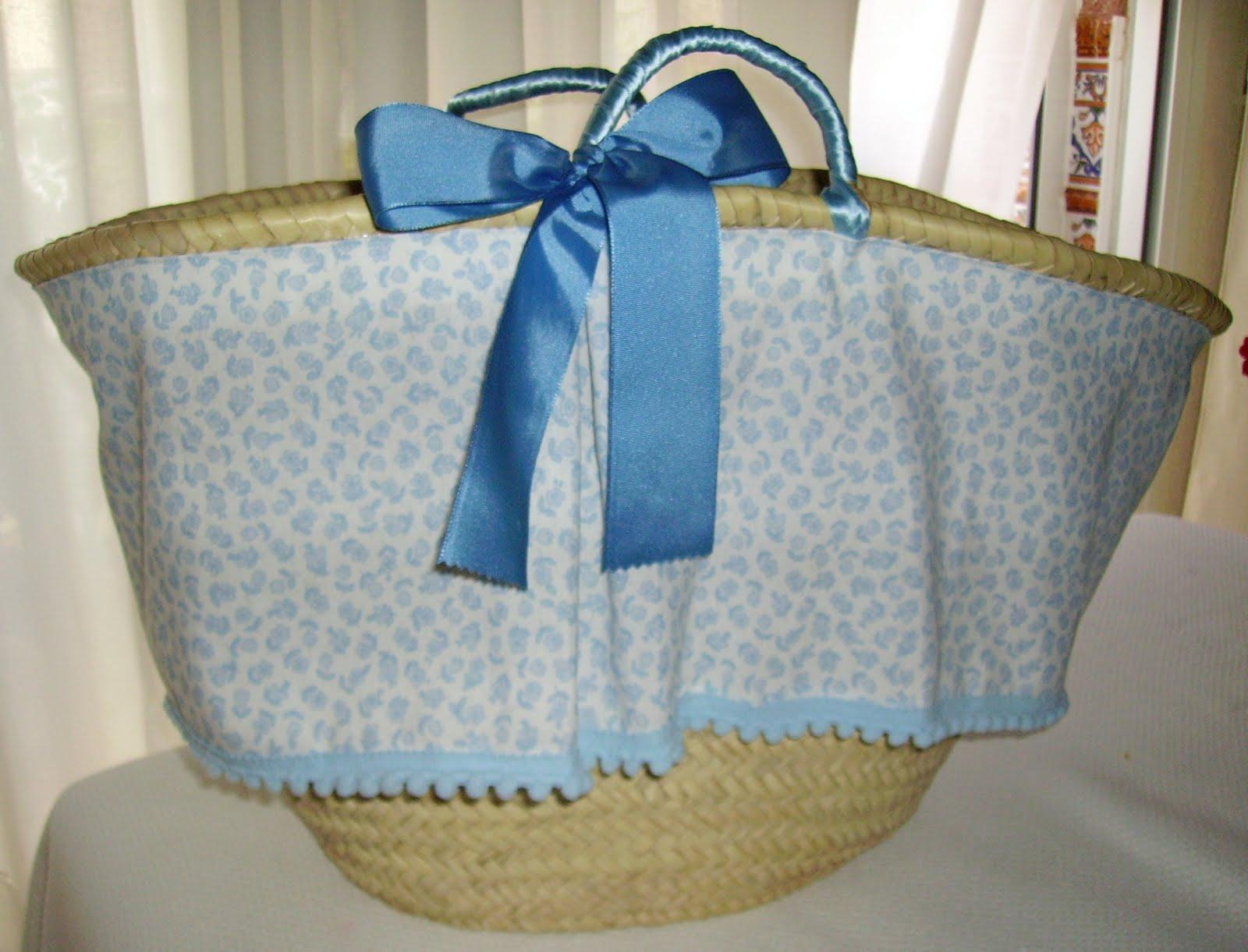 El blog de evelyn 779 una nueva cesta - Cestas para la playa ...
