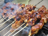 Resep Sate Madura | Cara Buat Sate Ayam Madura