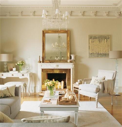 Interior designer ana ros home appliance - Decoracion con chimeneas ...