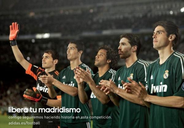 Real Madrid estrenará uniforme Verde la próxima temporada