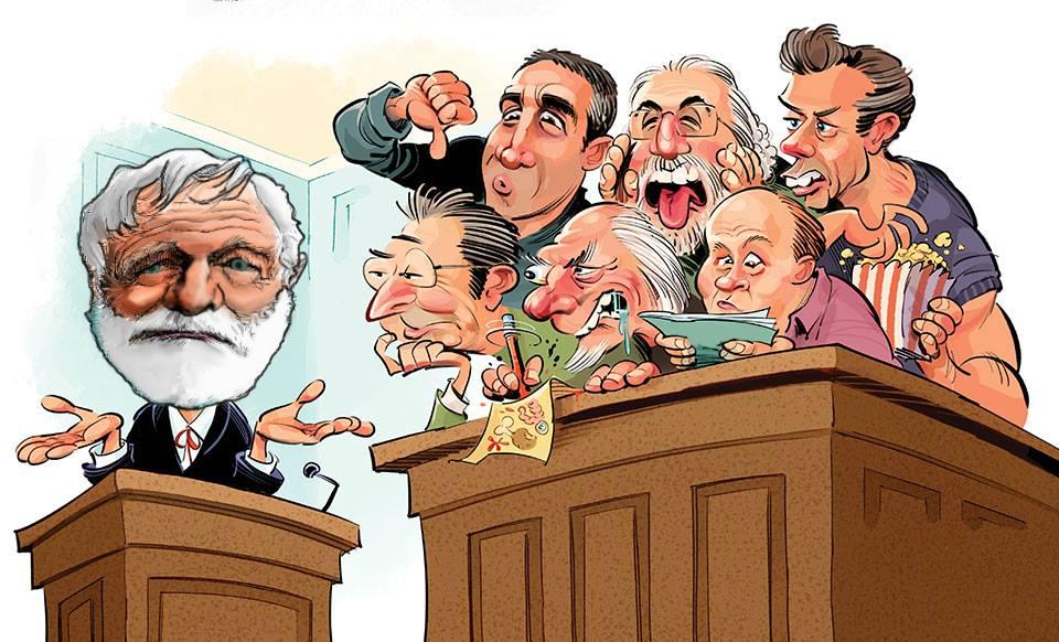 суд присяжных в уголовном процессе