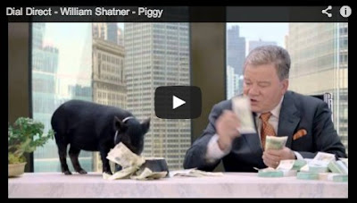 Dial Direct Insurance with William Shatner
