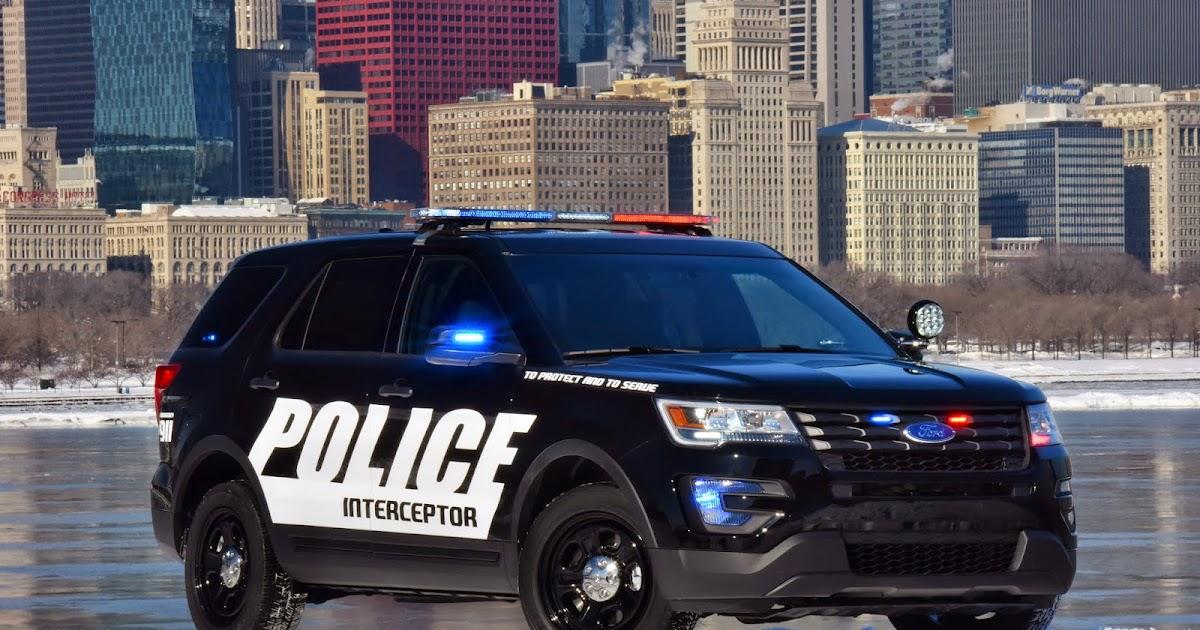 Autos am ricaines blog chicago 2015 2016 ford police interceptor utility