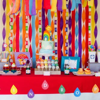 Fiestas Elegantes para Niños, parte 1
