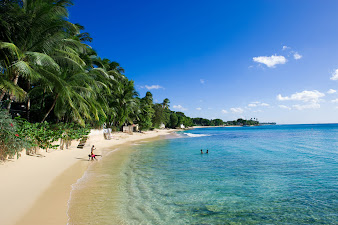 #19 Barbados Island Wallpaper