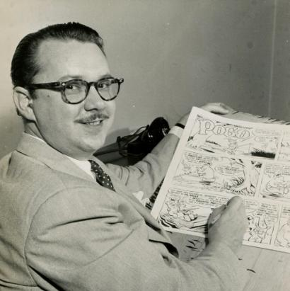 Artists at Work: Walt Kelly