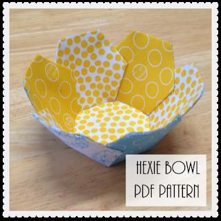 Hexi Bowl PDF Pattern