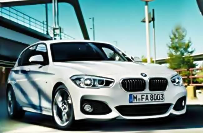 2017 BMW 1 Series Sedan Release Price in Houston