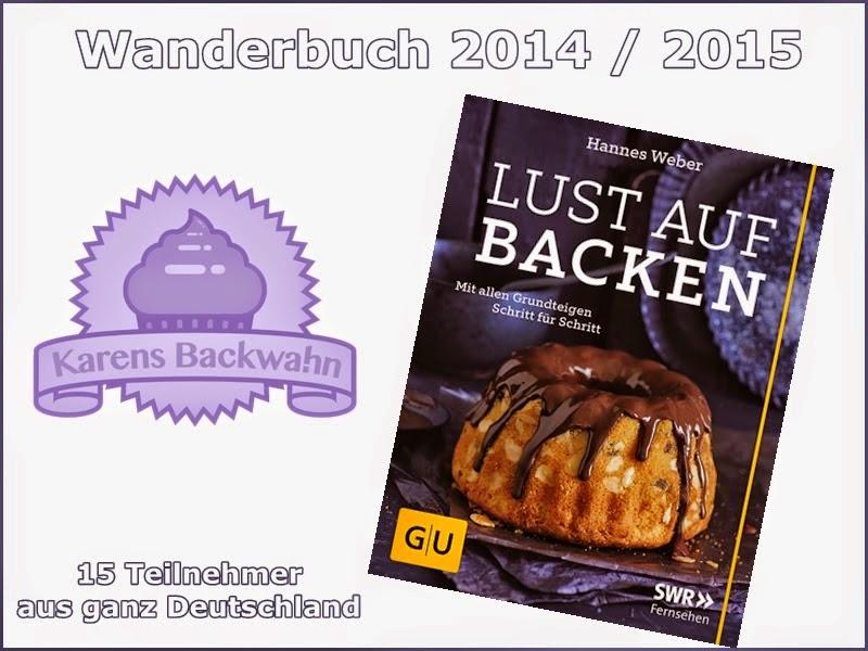 Wanderbuch 2014/2015