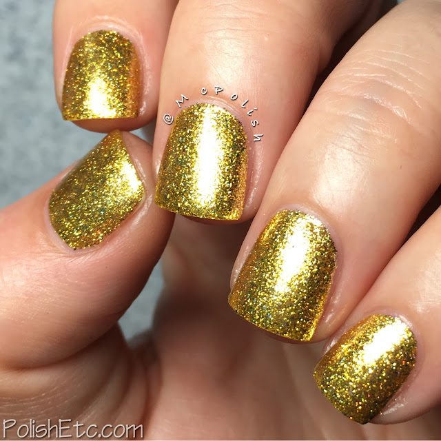 KBShimmer - Birthstone Collection - McPolish - Citrine