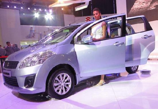 Suzuki Ertiga Thailand
