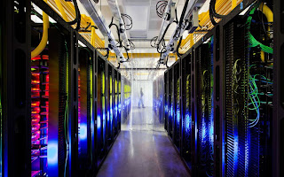 GOOGLE-CENTER-IN-THE-WORLD-HOW-THE-SERVER-LOOKS -LIKE-TV-FIBRE-CHANNEL-IN-TV-SERVER-ROOM