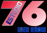 Web Rádio Estúdio 76 da Cidade de Poços da Cidade de Caldas ao vivo