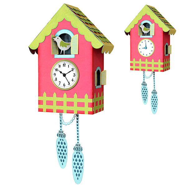 Samantha walker 39 s imaginary world svg or silhouette How to make a cuckoo clock