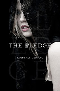 Cover Reveal: The Pledge by Kimberly Derting
